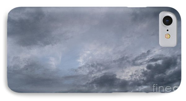 IPhone Case featuring the photograph Clouds by Megan Dirsa-DuBois