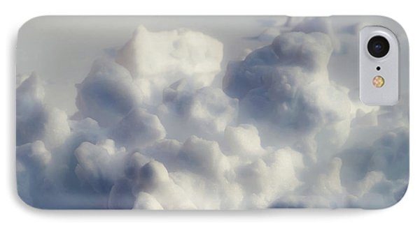Clouds Of Snow IPhone Case