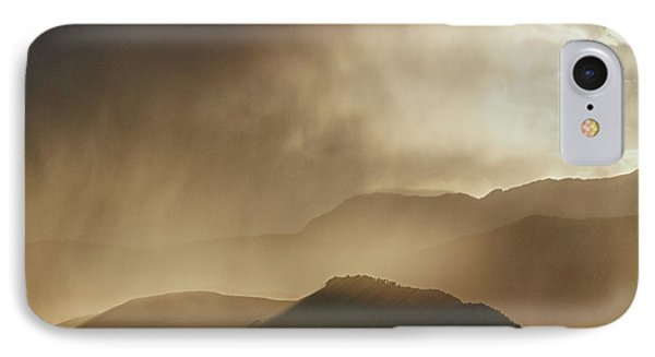 Clouds On The Rocky Mountains Front Range Foothills Phone Case by James BO  Insogna
