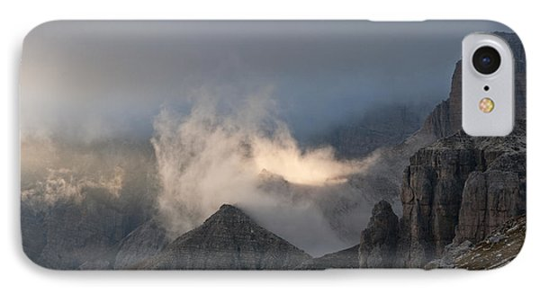 Clouds Sunset IPhone Case by Marco Missiaja