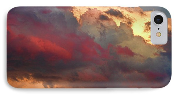 Cloudscape Sunset 46 Phone Case by James BO  Insogna