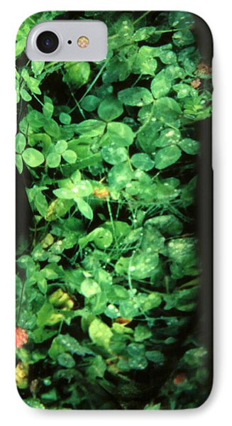 Clover Phone Case by Arla Patch