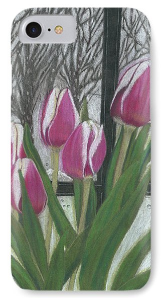C'mon Spring IPhone Case by Arlene Crafton