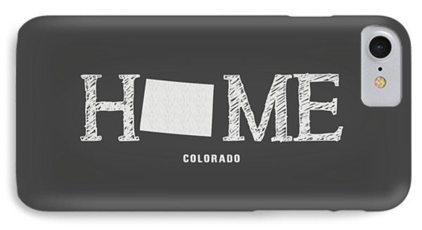 Co Home IPhone Case by Nancy Ingersoll