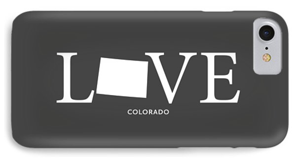 Co Love IPhone Case by Nancy Ingersoll