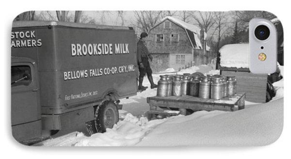 Co-op Dairy Milk Pickup IPhone Case