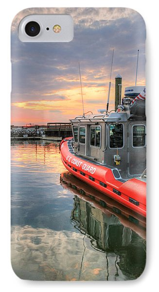 Coast Guard Anacostia Bolling IPhone Case by JC Findley