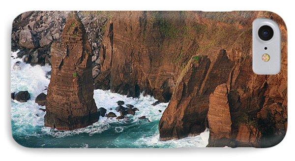Coastal Detail Phone Case by Gaspar Avila