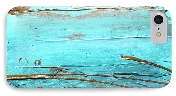 Coastal Escape I IPhone Case by Kristen Abrahamson