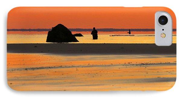 Coastal Glow IPhone Case by Dianne Cowen