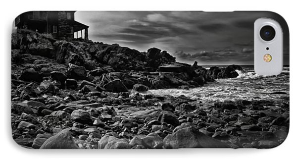 Coastal Home  Kennebunkport Maine IPhone 7 Case