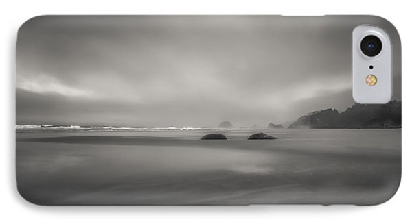IPhone Case featuring the photograph Coastal Mist by Don Schwartz