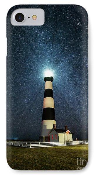 Coastal Nights IPhone Case by Anthony Heflin