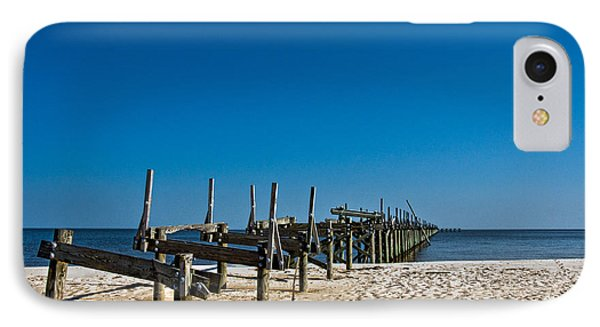 Coastal Remains Phone Case by Christopher Holmes