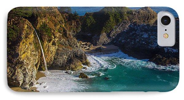 Coastal Waterfall IPhone Case