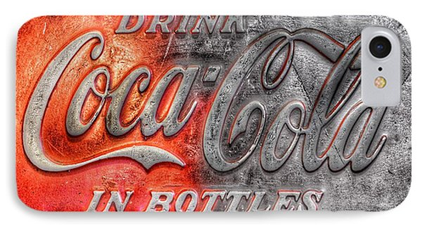 Coca Cola IPhone Case by Marianna Mills