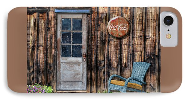 IPhone Case featuring the photograph Coca Cola by Paul Wear