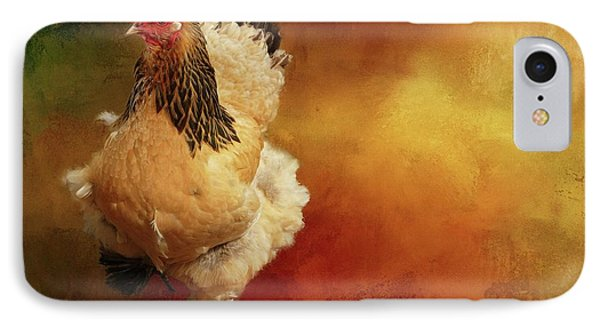 Cochin Chicken IPhone Case