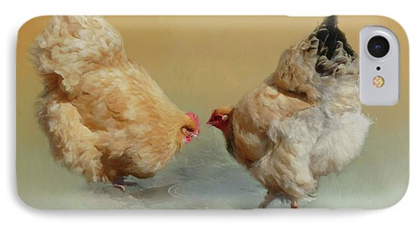 Cochins IPhone Case