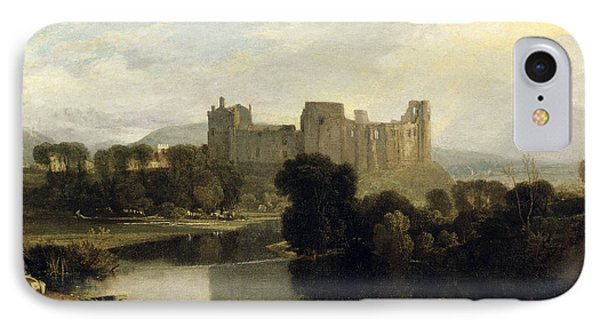 Cockermouth Castle IPhone Case by Joseph Mallord William Turner