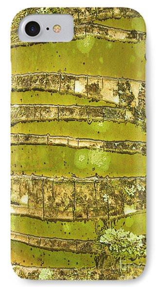 Coconut Palm Bark 1 Phone Case by Brandon Tabiolo - Printscapes