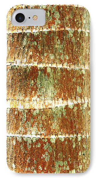 Coconut Palm Bark 2 Phone Case by Brandon Tabiolo - Printscapes