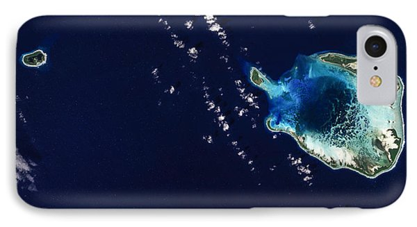 Cocos Islands IPhone Case by Adam Romanowicz
