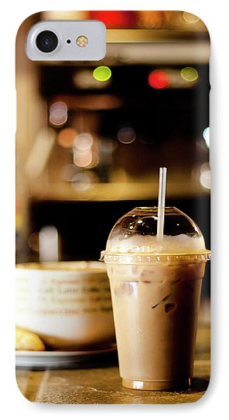 Coffee Bar Atmosphere IPhone Case