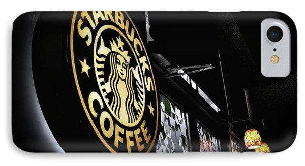 Coffee Break Phone Case by Spencer McDonald