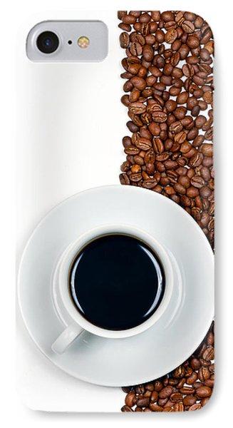 Coffee Phone Case by Gert Lavsen