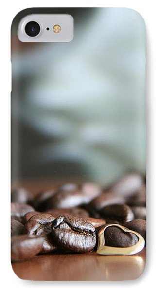 Coffee Lover  IPhone Case by Lynn England