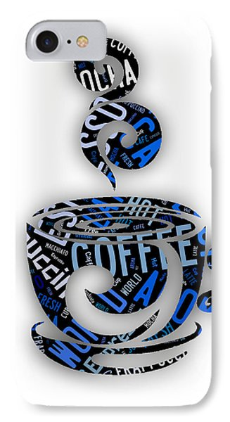 Coffee Menu Collection IPhone Case