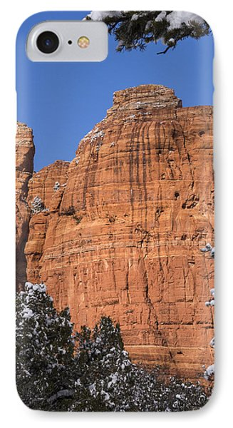 IPhone Case featuring the photograph Coffee Pot Rock by Laura Pratt