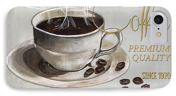 Coffee Shoppe 1 IPhone Case by Debbie DeWitt