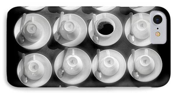Coffee Time No. 3 IPhone Case by Joe Bonita