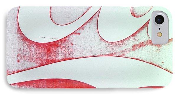 Coke 4 IPhone Case by Laurie Stewart