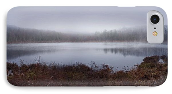 Cold And Misty Morning... IPhone Case