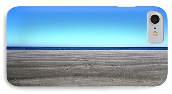 Cold Beach Day IPhone Case