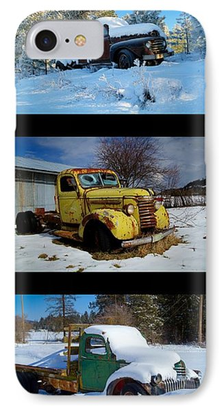Cold Guys Phone Case by Idaho Scenic Images Linda Lantzy