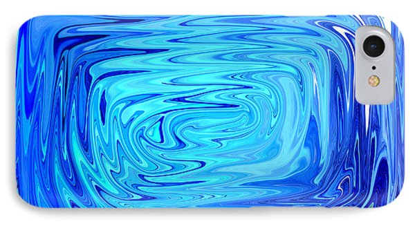 IPhone Case featuring the digital art Cold 2 by Mary Bedy
