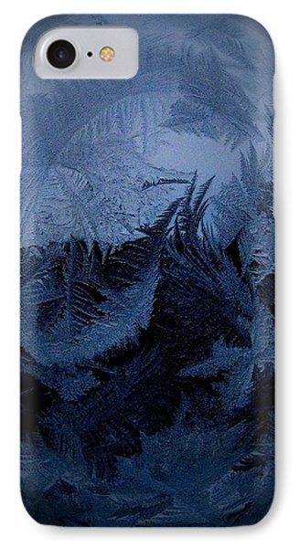 Cold Moon Rising IPhone Case