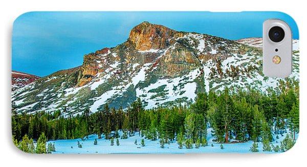 Yosemite National Park iPhone 7 Case - Cold Mountain by Az Jackson