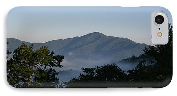 Cold Mountain North Carolina IPhone Case