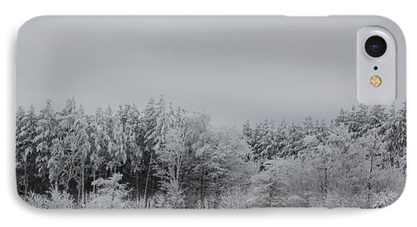 Cold Mountain Phone Case by Randy Bodkins