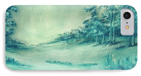 Cold Season IPhone Case by Anastasiya Malakhova