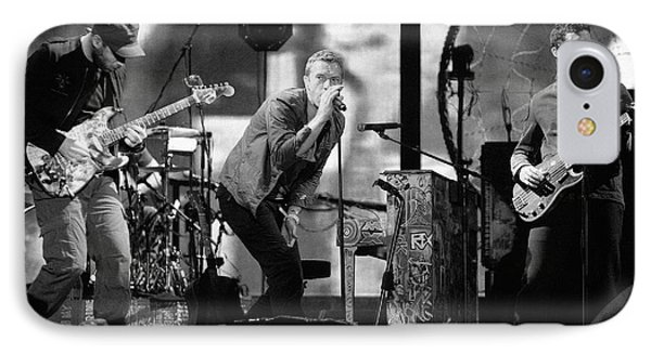 Coldplay 15 IPhone 7 Case by Rafa Rivas