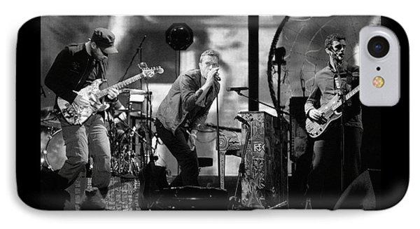 Coldplay 15 IPhone Case by Rafa Rivas