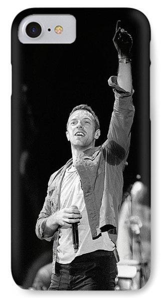 Coldplay 16 IPhone 7 Case by Rafa Rivas