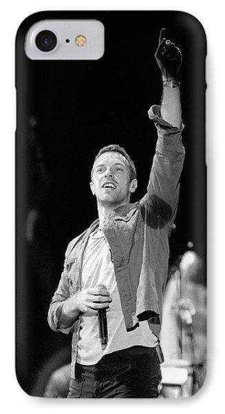 Coldplay 16 IPhone 7 Case by Rafa Rivas