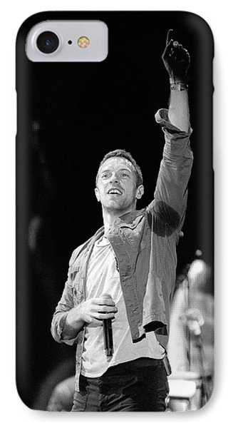 Coldplay 16 IPhone Case by Rafa Rivas